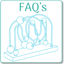 "speech therapy ""FAQ's"" link"