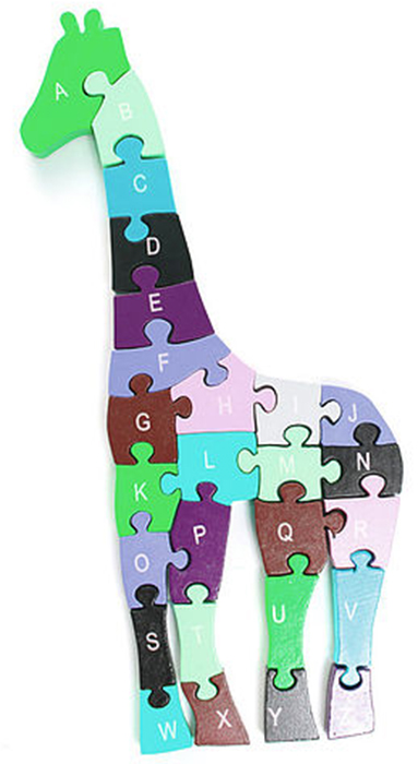 Speech therapy Giraffe